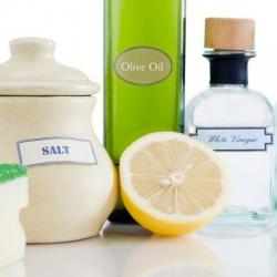 Ideas naturales para limpiar tu casa