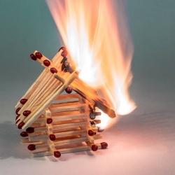 Cómo proteger tu vivienda ante posibles incendios