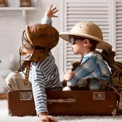 Viajo en Semana Santa: ¿serán bienvenidos mis hijos en el hotel?